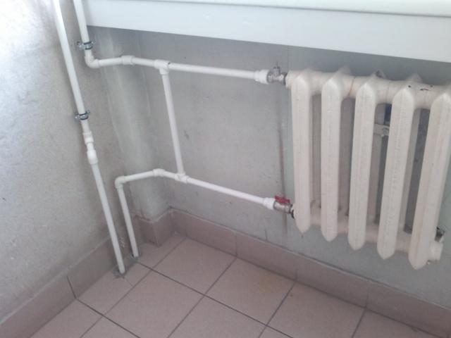 Полипропиленовые трубы в многоэтажных домах