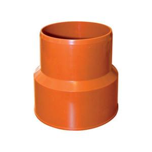 Муфта пвх соединительная труба коробка