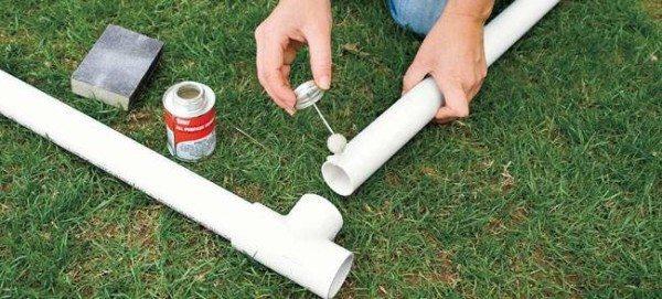 Как нарастить полипропиленовую трубу