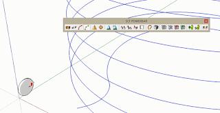 Sketchup как рисовать трубы