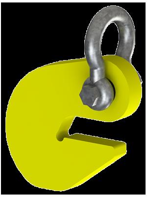 Характеристики захватов для труб