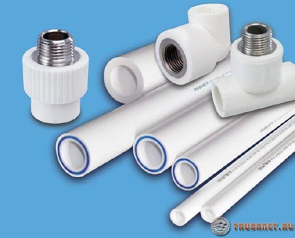 Полипропиленовые трубы какая расценка для сметы