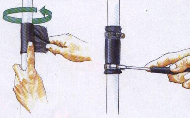 Течет труба из полипропилена как устранить