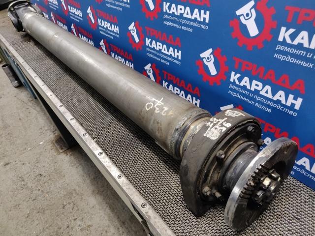 Диаметр трубы кардана камаз