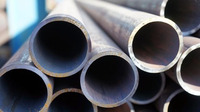Как делается стальная труба