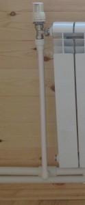 Диаметр труб тупиковые двухтрубные системы