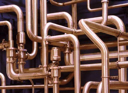 Полипропиленовые трубы для пневмосистемы