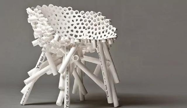 Детский стол из пвх труб своими руками