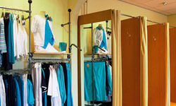 Трубные системы для гардеробных