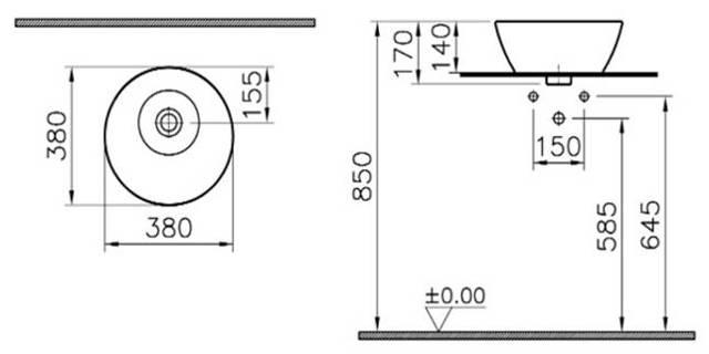 Какого диаметра труба для слива из раковины
