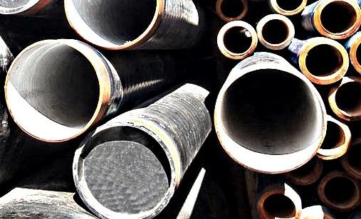 Диаметр металлических водопроводных труб таблица