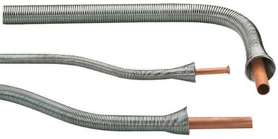 Как изогнуть трубу трубогибом