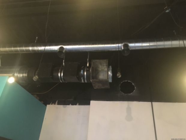 Демонтаж труб вентиляции расценка в смете