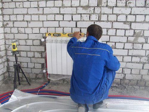 Снип запорная арматура для радиаторов отопления