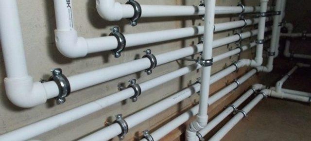 Фитинги пвх для напорного водоснабжения