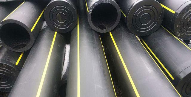Полиэтиленовые трубы для газопровода длина
