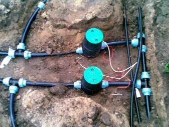Фитинг ремонтный для капельного полива