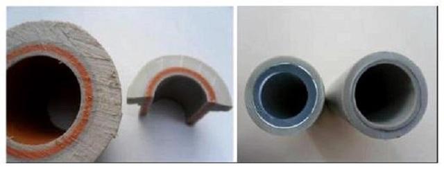 Полипропиленовые трубы водопроводные вне помещения