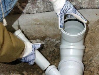 Какого диаметра канализационная труба для кухни