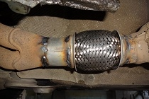 Диаметр выхлопной трубы passat b5