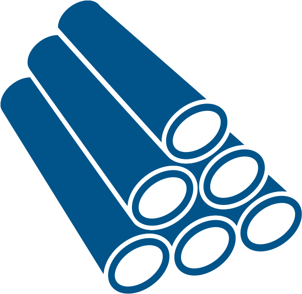 Формула для расчета площадь поверхности трубы