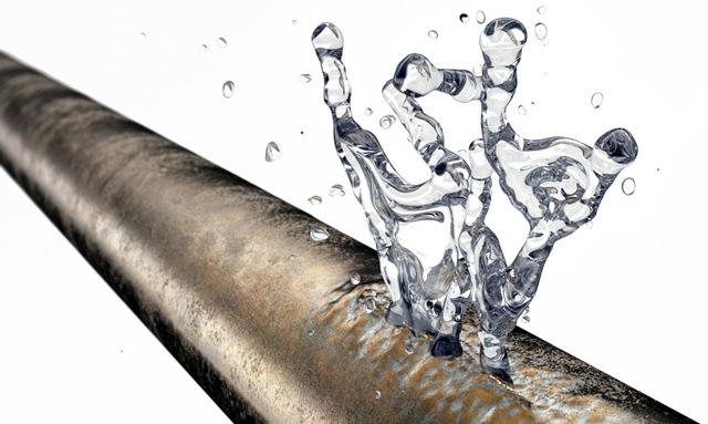 Как заткнуть водопроводную трубу