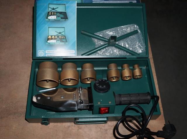 Сварочный аппарат для полимер труб