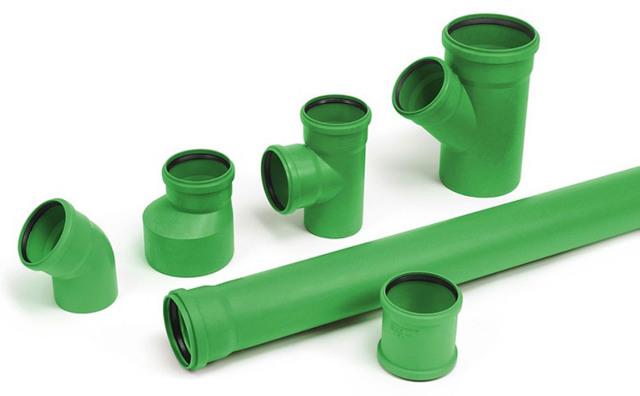 Какую температуры выдерживают канализационные трубы