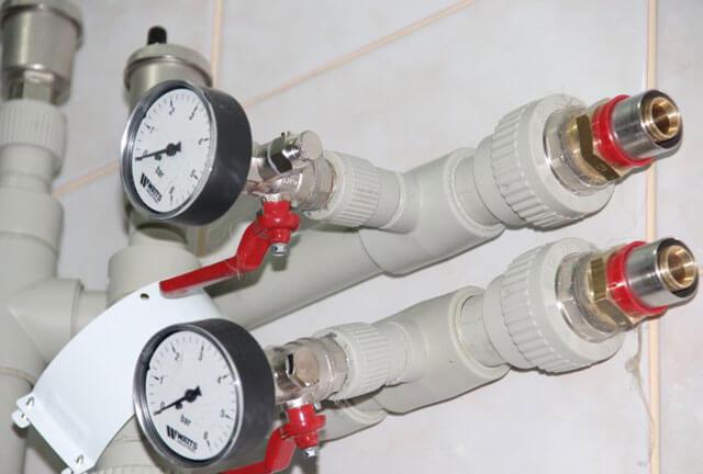 Полипропиленовые трубы температура эксплуатации зимой
