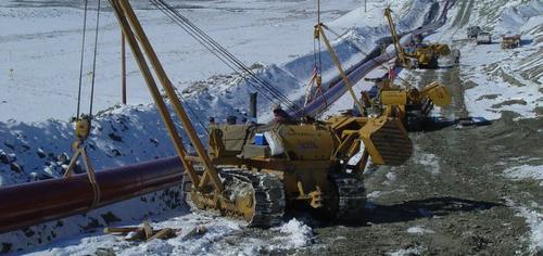Характеристики трубопровода как транспорта