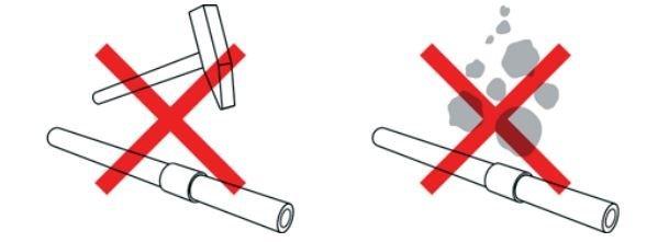 Fv plast пайка труб
