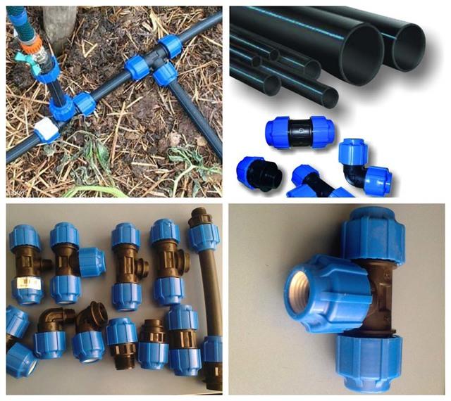 Полиэтиленовые трубы для прокладки в грунт