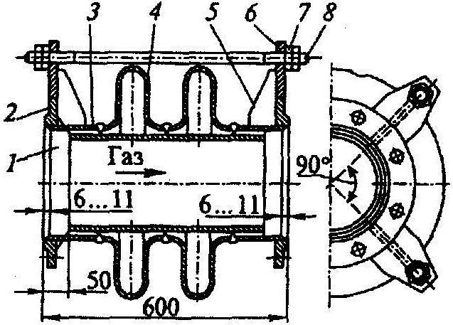 Назначение запорной арматуры для баллонов с газом