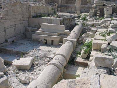 Свинцовые трубы водопровода в древнем риме
