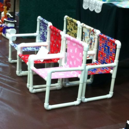 Алюминиевая труба для стула