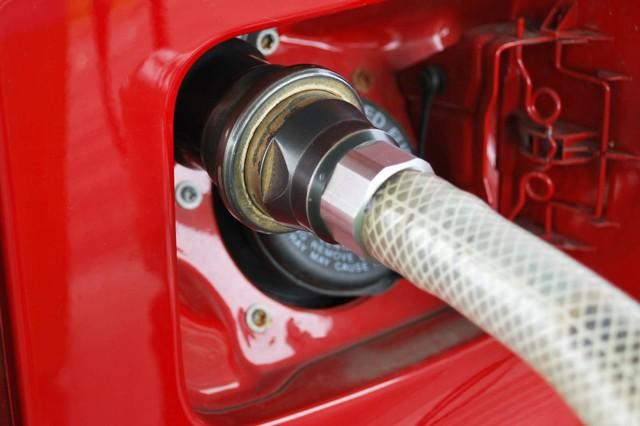 Как качать газ из трубы