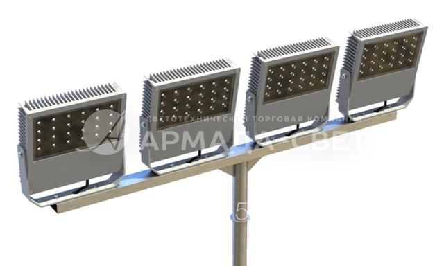 Диаметр трубы для уличного светильника