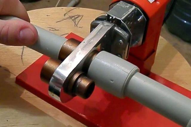 Сварочная техника для полиэтиленовых труб