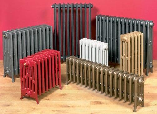 Как красить трубу радиатора