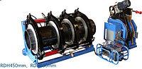 Сварочный аппарат для труб пнд 500 мм