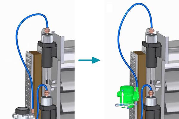 Solidworks как построить трубу