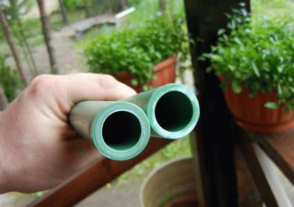 Типы паяльников полипропиленовых труб