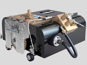 Агрегат для резки труб