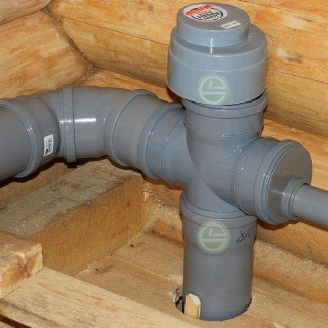 Фановая труба для канализации в многоэтажном доме схема правила устройства
