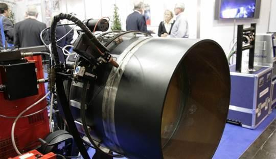 Диаметр 630 сварка полиэтиленовых труб