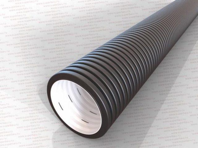 Технология укладки трубы софтрок