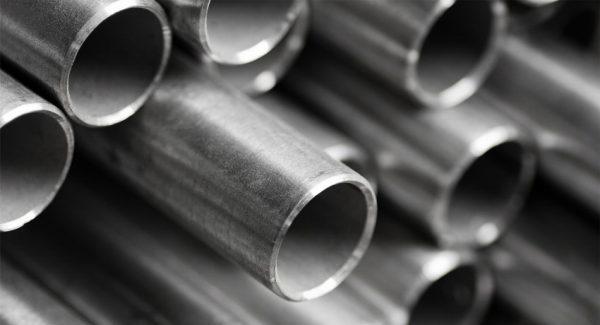 Как меряется труба металлическая круглая