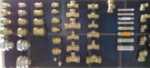 Высокотемпературные фитинги для гофротрубы