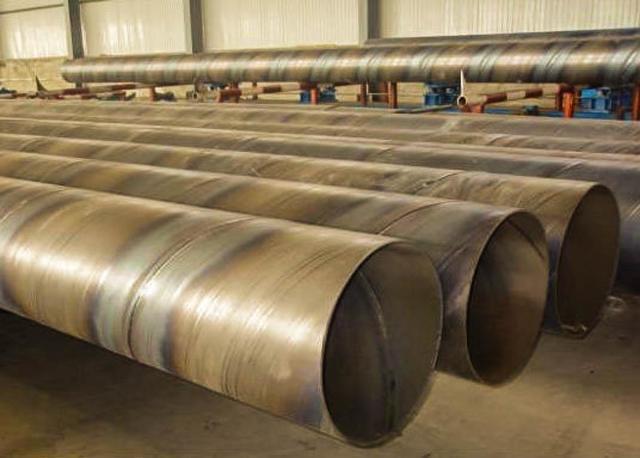 Труба стальная электросварная углеродистая
