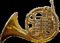 Музыкальный инструмент похож трубу